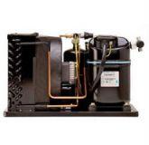 Агрегат TFH2511ZBR R404A Q=2.85 кВт при Ткип -23.3C, Тконд +45